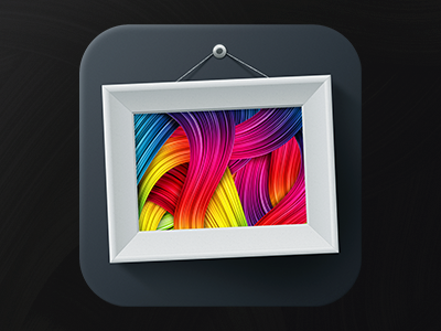 App Icon Design - Zwirl icon icons icon design graphics graphic design illustration picture apps ipad artists best mobile iphone ios android app graphic design designers developers illustrators paint app icon designers app designers frame