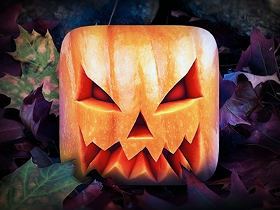 App Icon Design - Happy Halloween halloween pumpkin scary fun icon apps ipad artists best mobile iphone ios android app graphic illustration 3d design designers developers illustrators app icon designers app designers