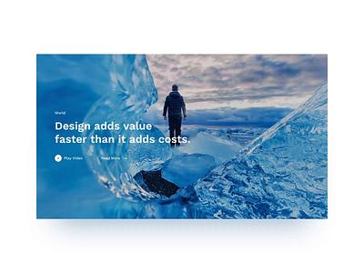 Kalli UI Kit interactions photography social ui kit responsive web
