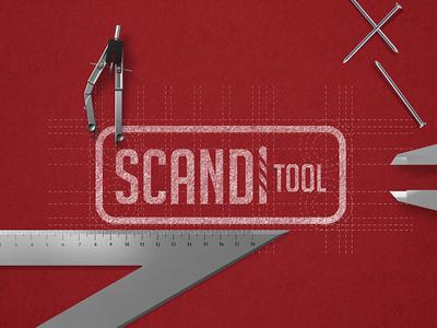 Scandi tool Branding