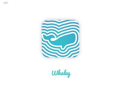 iOS App Icon – Daily UI #005 design ui challenge daily ui challenge daily ui daily flat ui clean simple icons icon ios