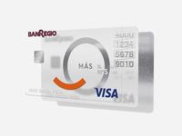 Credit card MAS BanRegio
