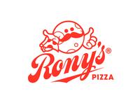 Rony's Pizza Shop