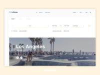 Lufthansa Redesign Concept concept travel trip order lufthansa fly tickets redesign