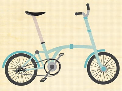 Brompton Brigade brompton brigade bikes illustration design pattern