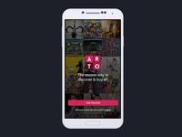 Arto Launch Screen