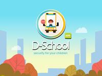 D-school Logo - App Design