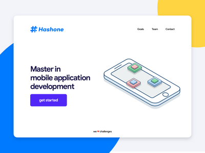Hashone ux design ux illustration clean awesome hashone simple isomatric android branding application sketch app ui design