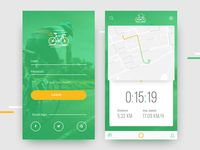 Daily UI | 041 — Workout Tracker