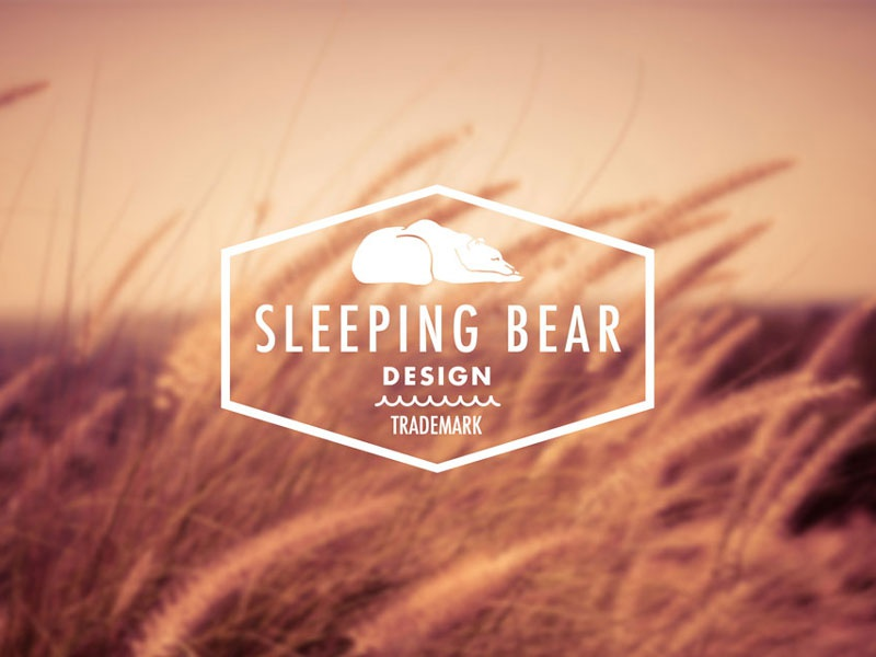 Sleeping Bear Design west michigan portfolio branding