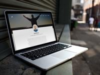 Personal Resume Site V3