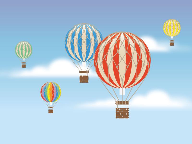 Still balloons