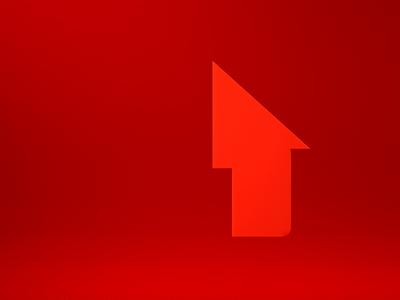 Digital Mortgage promo 3d alfabank red motion animation mortgage ipoteka credit bank design