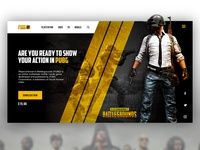 Pubg Web Page