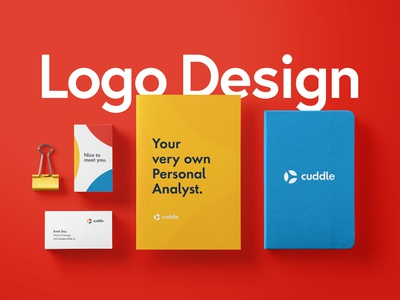 Cuddle Logo Redesign Project