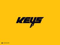 Keys Logo Design