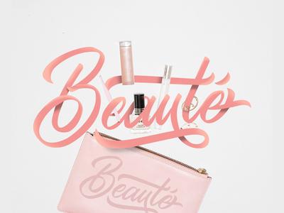 Beauté Logo Design (Unused)