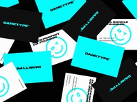 Dank Type™ Business Cards