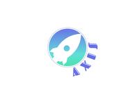 Daily Logo Challenge #1 - Rocketship