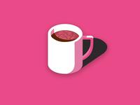 Rebound - Sticker Mule - Coffee