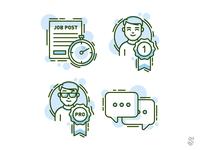 Tech1 Factory Illustrations Set #1