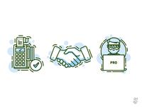 Tech1 Factory Illustrations Set #2