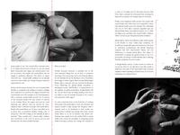 Personal Project - Magazine Spread