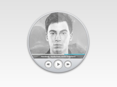 Hardwell Audio Player