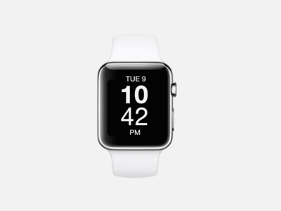  WATCH WatchFace