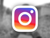 Instagram 8.0 Gradient Overlay