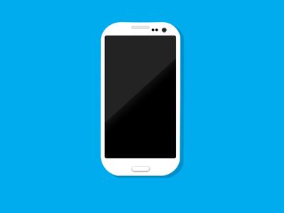 Galaxy S3 Vector