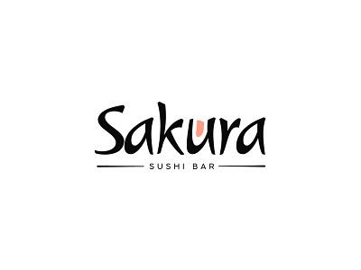 #18, Thirty Days Logo Challenge japanese restraunt sushi sakura thirty logos thirtylogos brand branding logo
