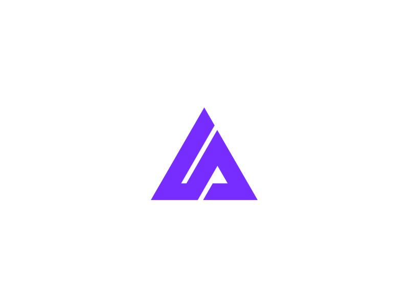 A S Monogram minimal abstract logo design logo monogram s a