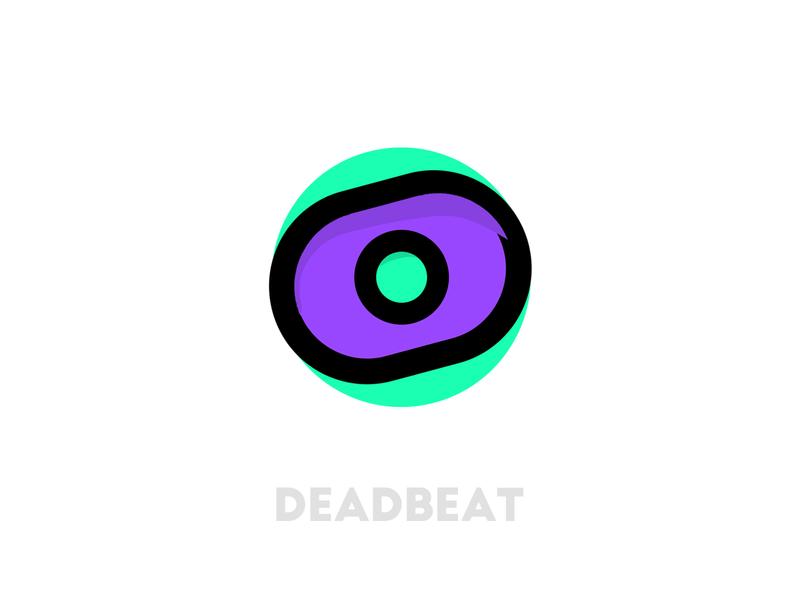 #23, Thirty Days Logo Challenge deadbeat beat music thirty logos thirtylogos branding brand logo