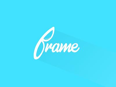 #30, Thirty Days Logo Challenge minimal frame brand logo