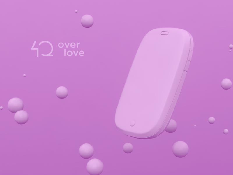 3D Mobile Phone 3d illustration illustraion bubbles 3d art phone 3d