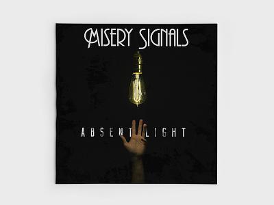 Misery Signals Album Redesign music album photography graphic design