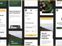 eTM Mobile site