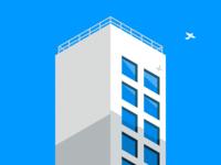 Minimal Isometric Building