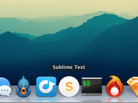 Sublime Text 3 Replacement Icon