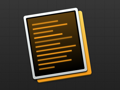 Sublime Text Replacement Icon yosemite icon