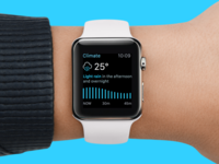 Climate - Weather app for Apple Watch