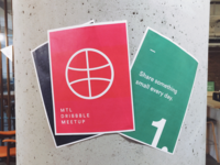 Meetup Posters