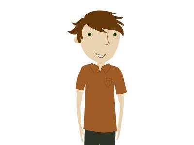 Hipster lisa m. dalton illustration design hipster character design