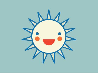 Day 1: Sunshine journal smile happy sunshine sun cute design illustration the100dayproject 100daysofcharacterjournals