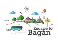Escape to Bagan