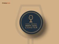 Coaster Drink