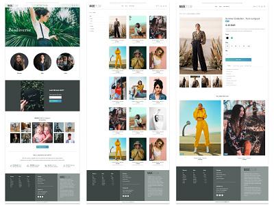 Sustainable Product Fashion Website online shopping biodiversity zerowaste fashionwebsite website sustainability