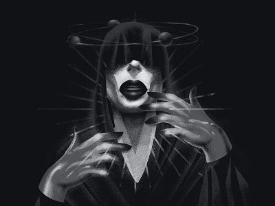 OHMS FAN ART deftones digital art illustration fanart music art music
