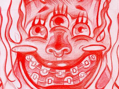 Raw Sketch diabolo